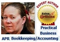 expert book keeping author